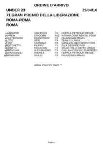 thumbnail of ROMA ORDINE