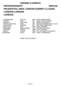 thumbnail of LONDON ARR