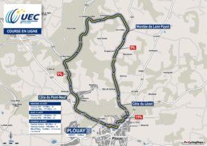 thumbnail of PERCORSO STRADA 2020-07-15-championnat d'Europe-Course en ligne