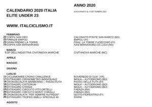 thumbnail of XXCALENDSVVARIFVO 20VFVR20 ELITE UNBBBDER 23 ITALIA – YYoBpia